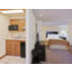 1 Bedroom 1 Bed Kitchenette Suite
