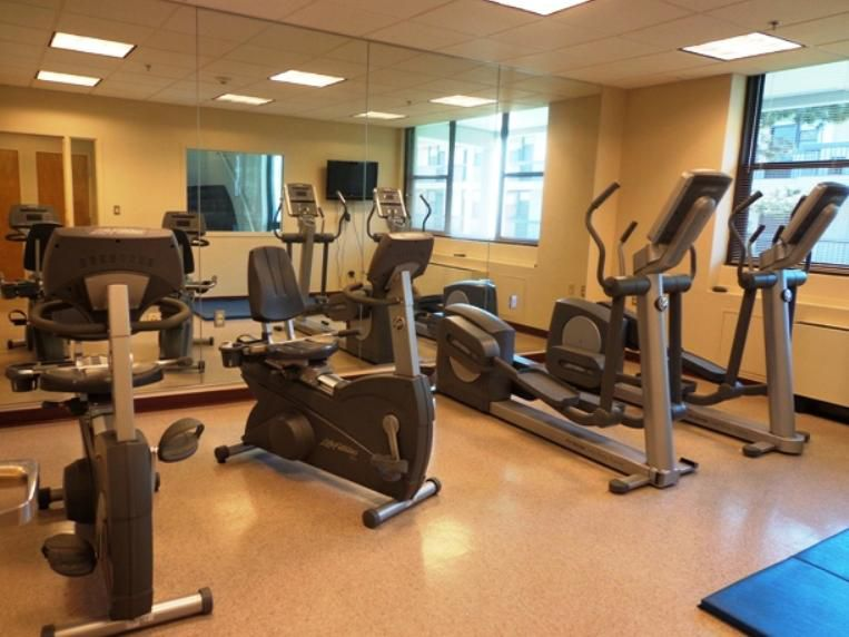IHG Military Hotel Ft. Lewis-McChord -Evergreen Inn Fitness Center