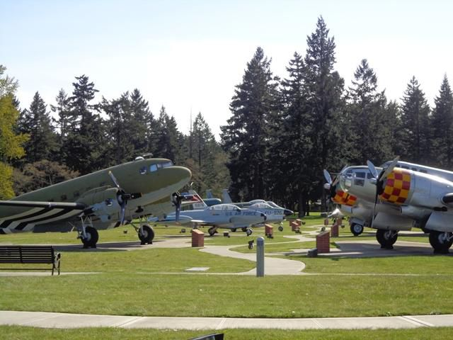 McChord Field Air Museum