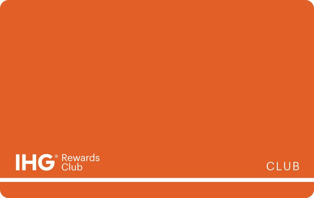 Card Club Join IHG Rewards Club
