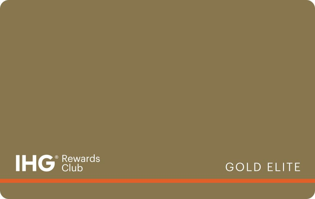 Card Gold Join IHG Rewards Club