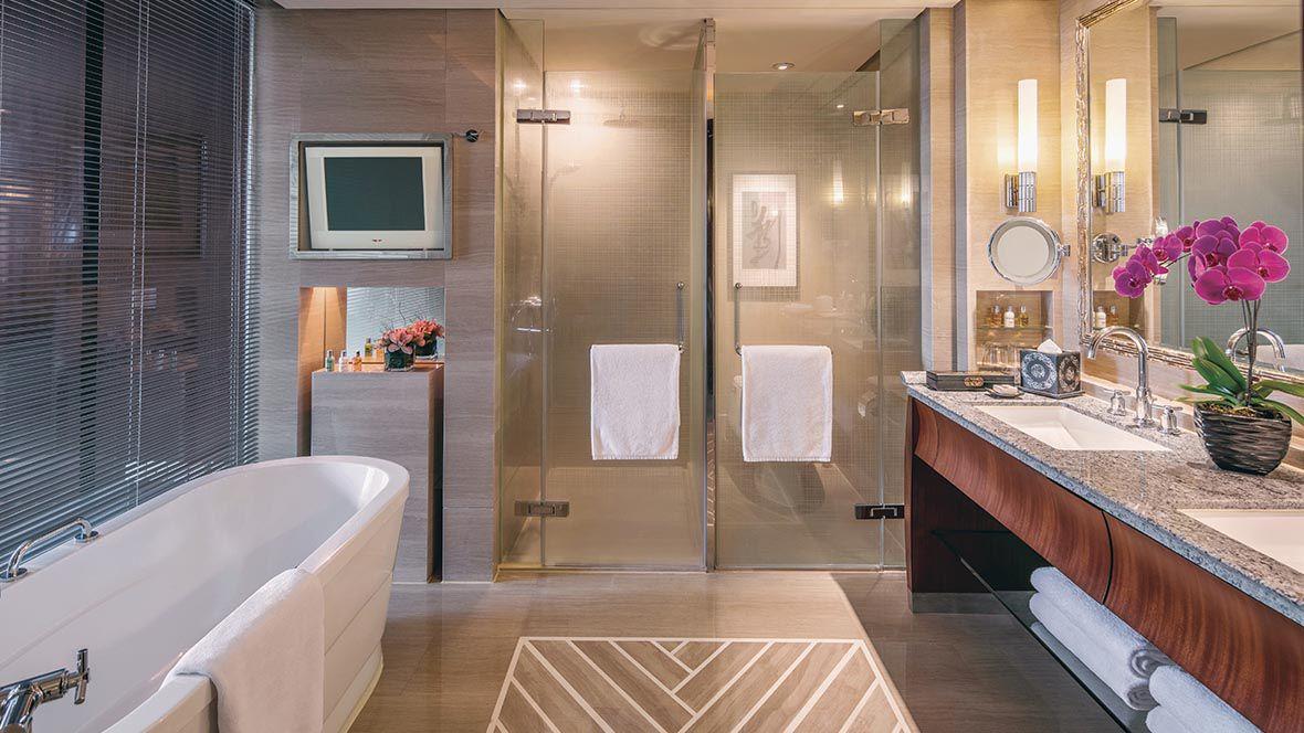 Executive Suite Badezimmer