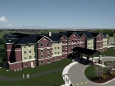 Staybridge Suites Bldg. 1208 on Ft. Belvoir in Dumfries, Virginia