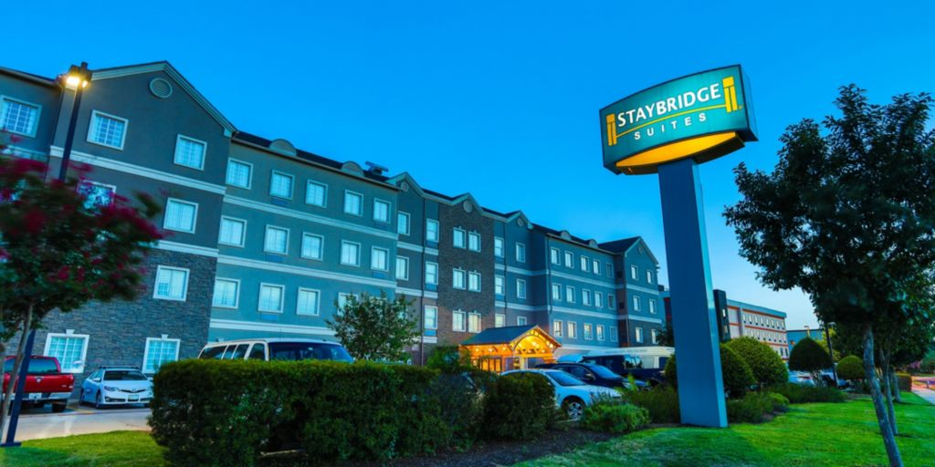 Welcome To The Staybridge Suites Austin Airport