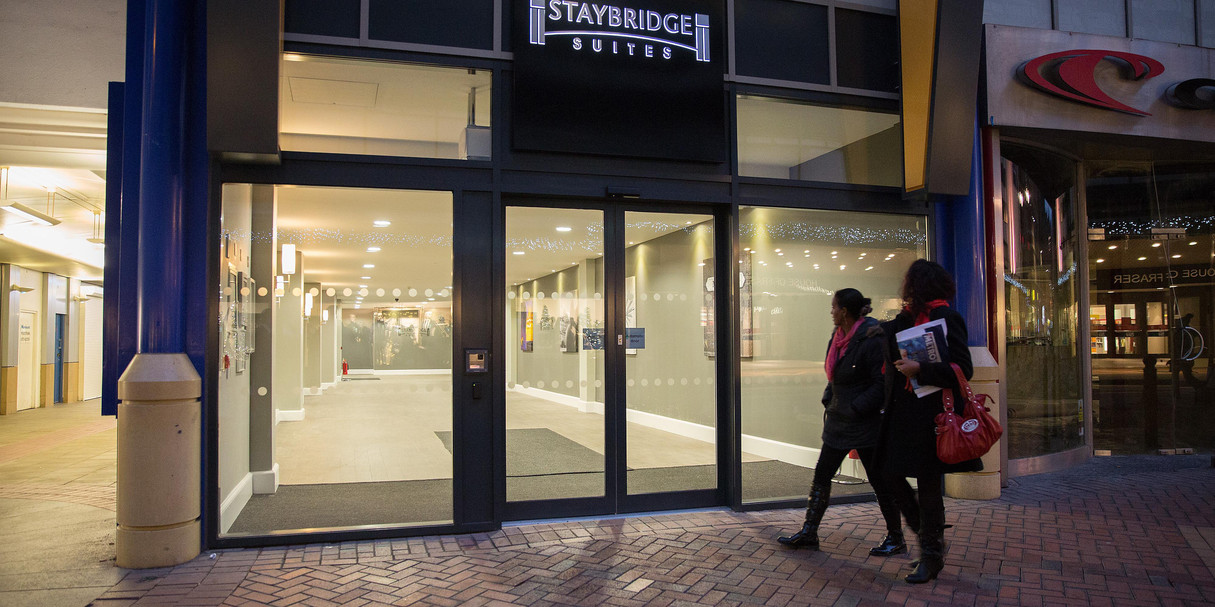 Extended Stay Hotel Staybridge Suites Birmingham Uk