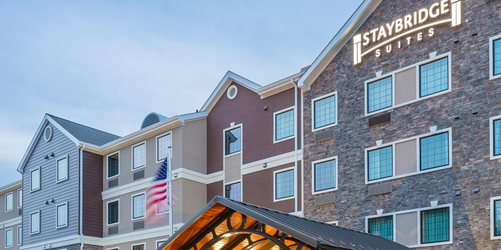 Welcome To The Staybridge Suites Canton