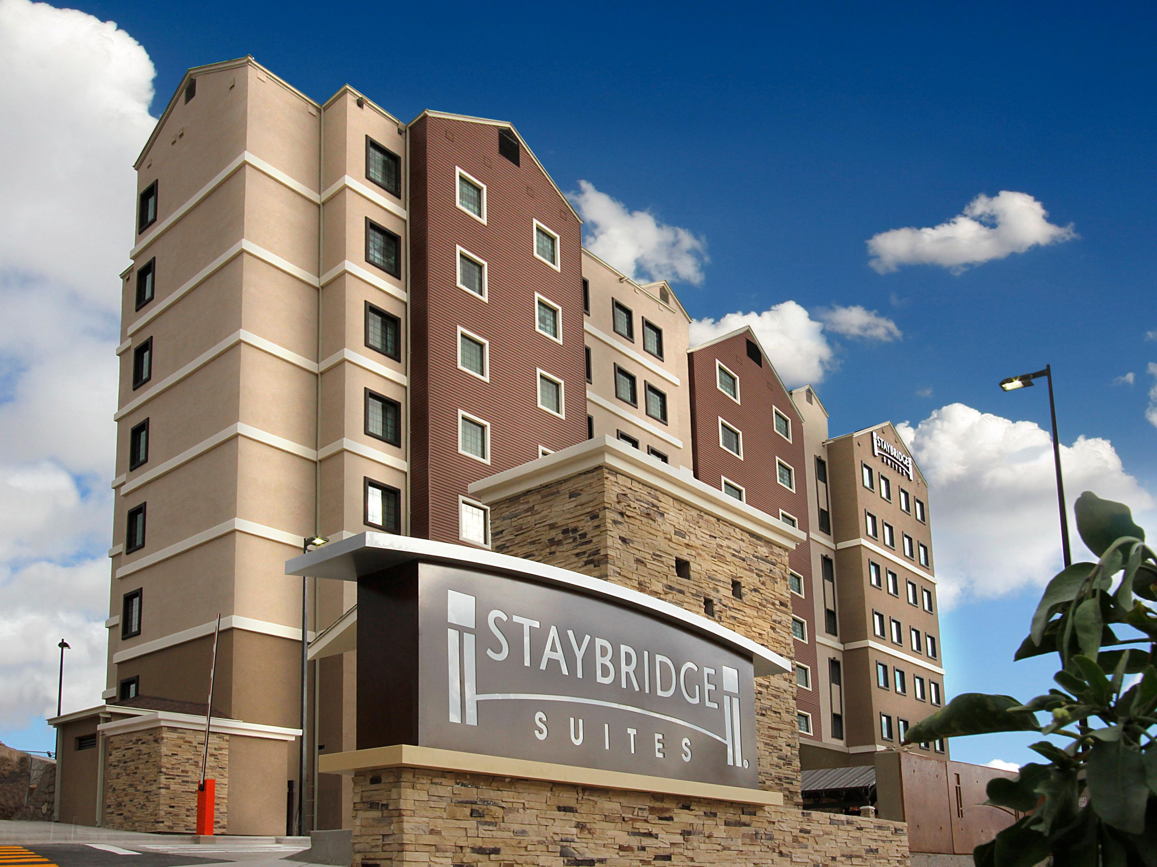 Staybridge Suites Chihuahua Extended Stay Hotel In