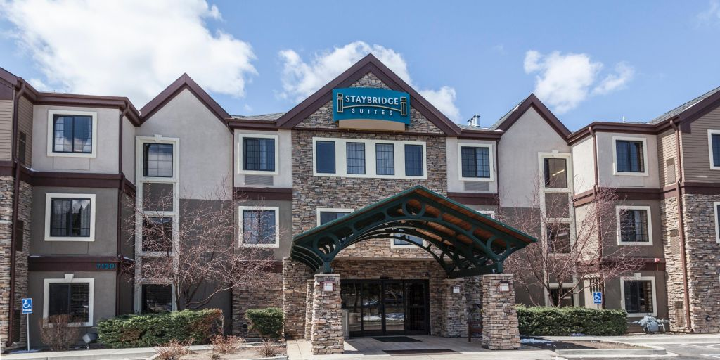 Hotel Exterior Staybridge Suites Colorado