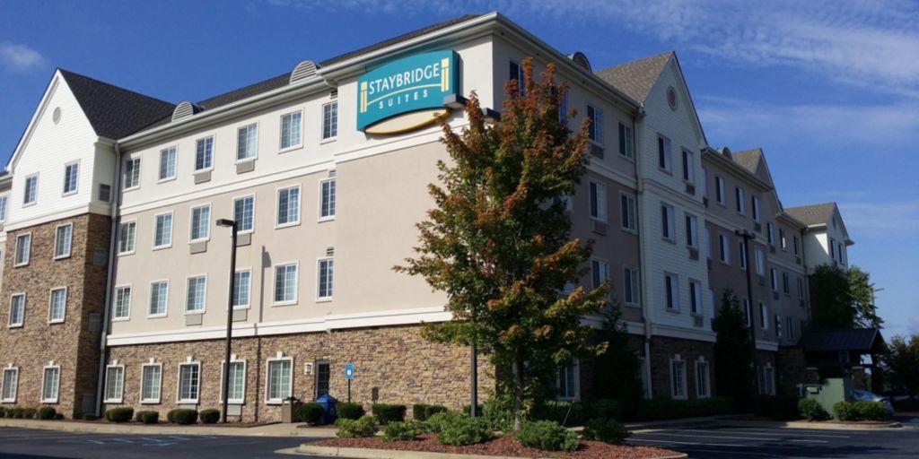 Hotel Exterior Staybridge Suites Columbus Fort Benning