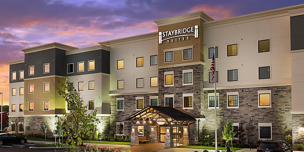 Staybridge Suites Columbus Polaris Extended Stay Hotel In