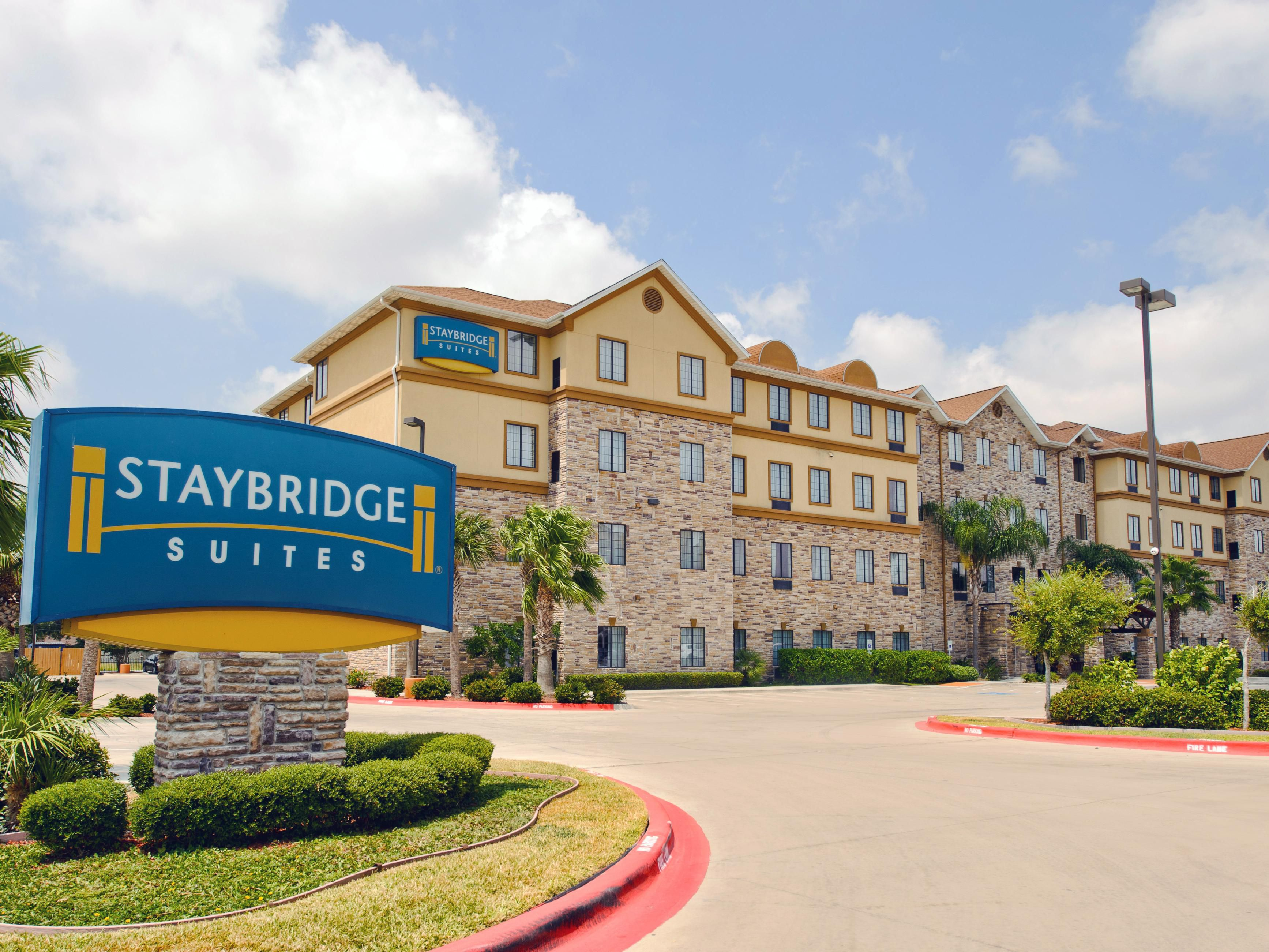 Staybridge Suites Corpus Christi Extended Stay Hotel In