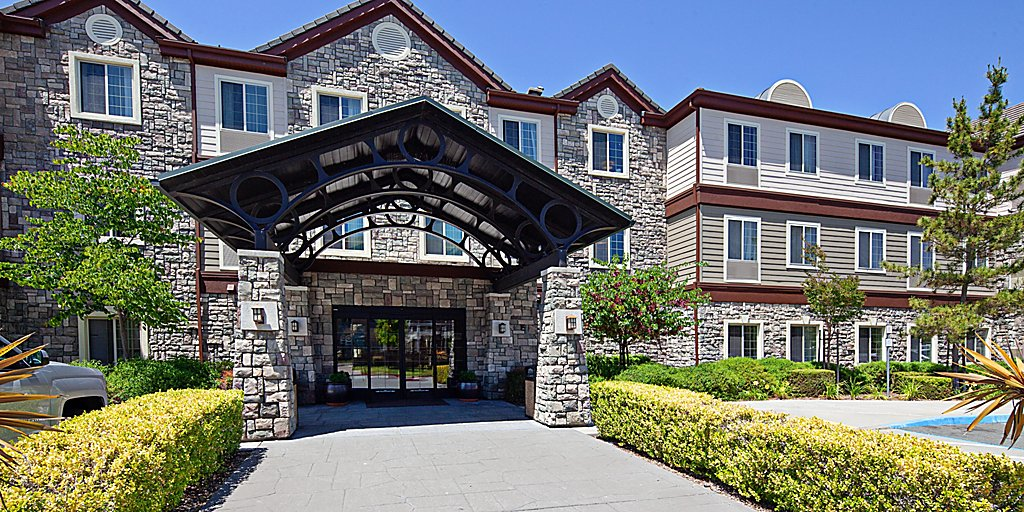Staybridge Suites Fairfield Napa Valley Area - Extended Stay Hotel