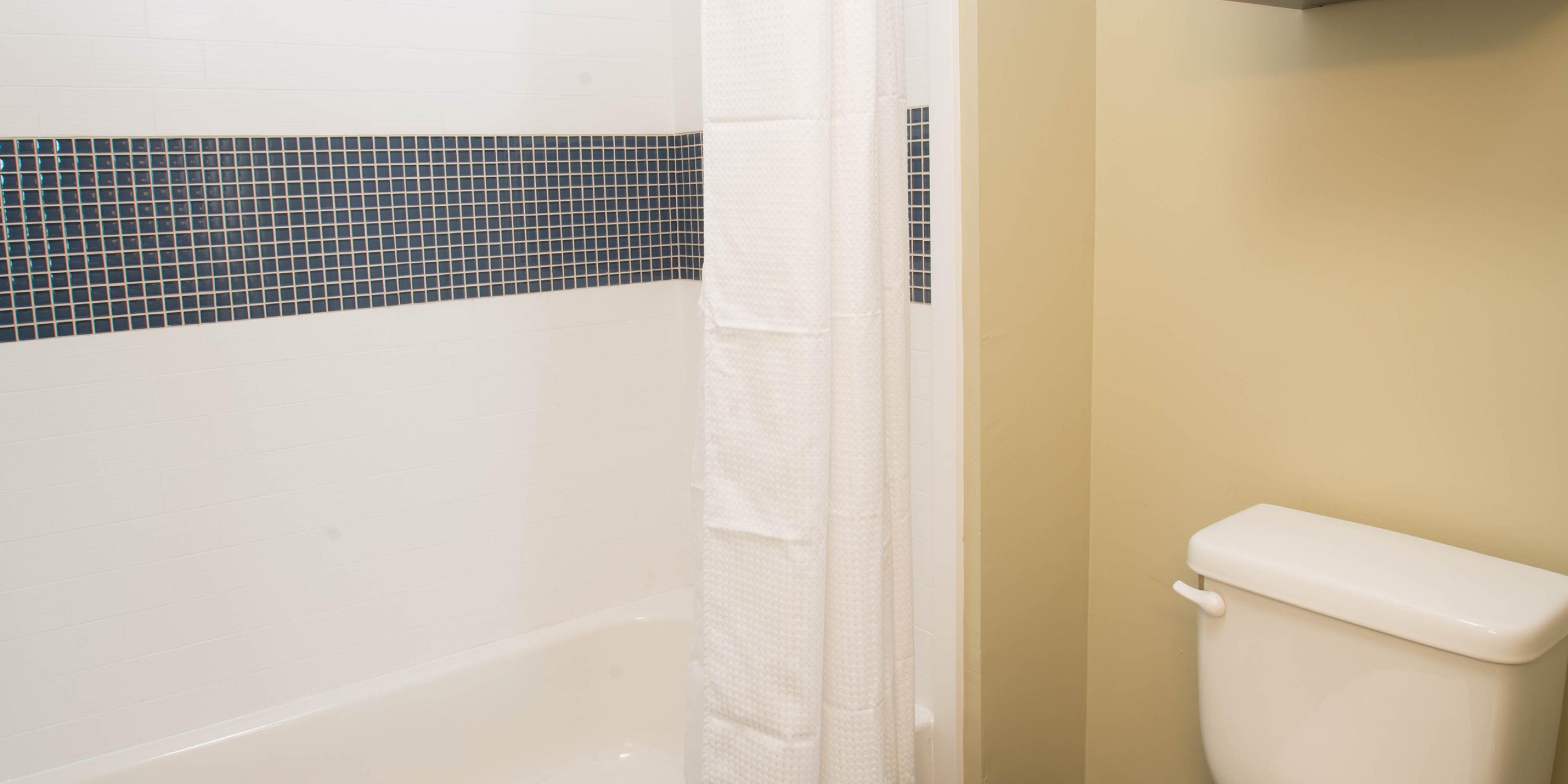 Guestroom Bathroom ...