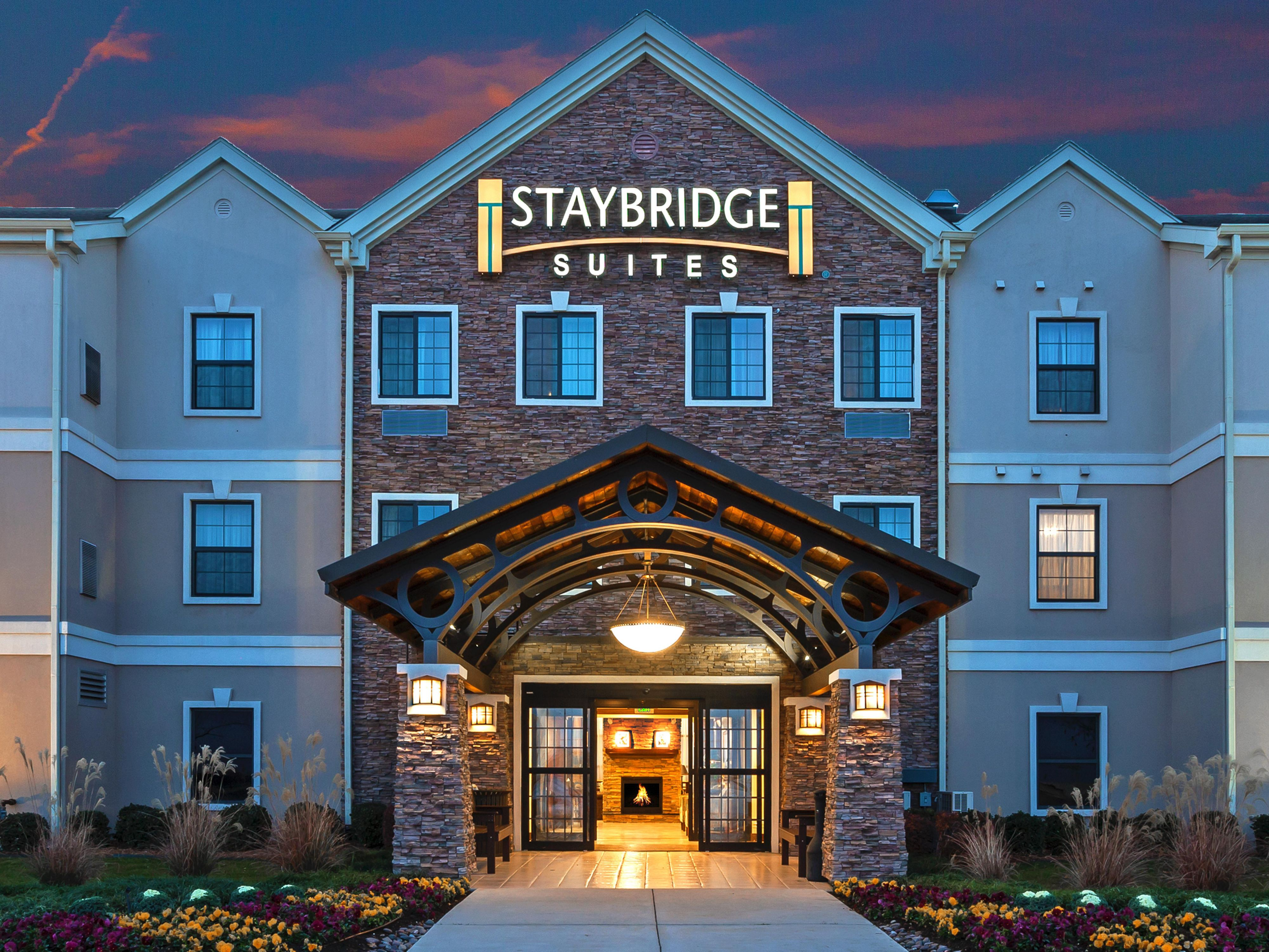 Staybridge Suites Fort Worth West Extended Stay Hotel In