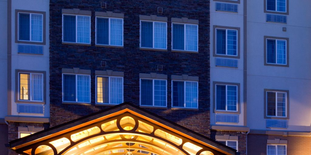 Exterior Feature Front Desk Hotel