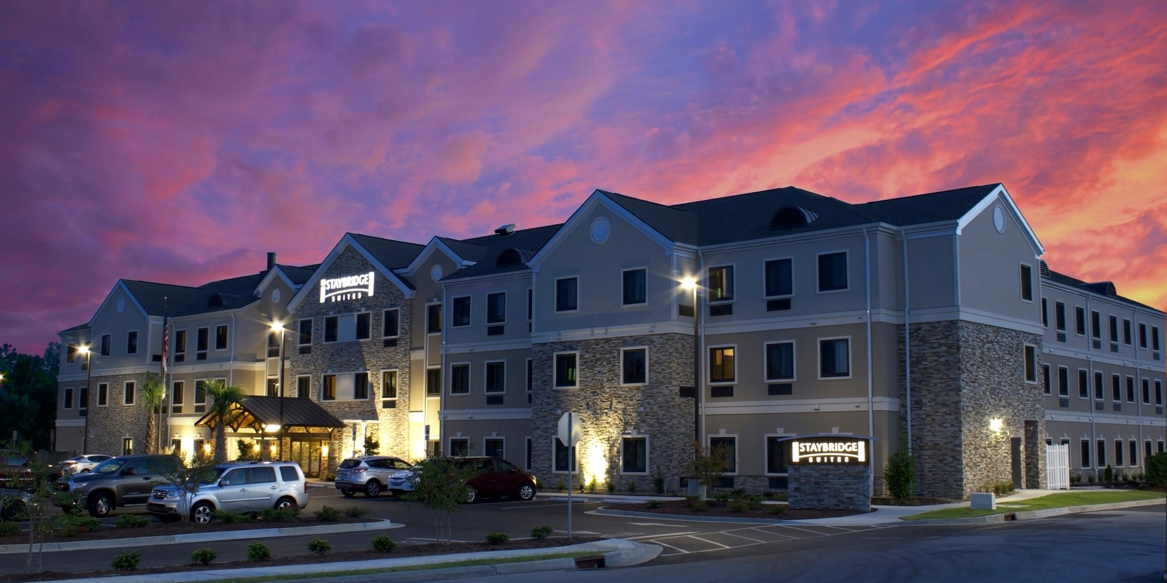 Welcome To The Staybridge Suites North Jacksonville Hotel
