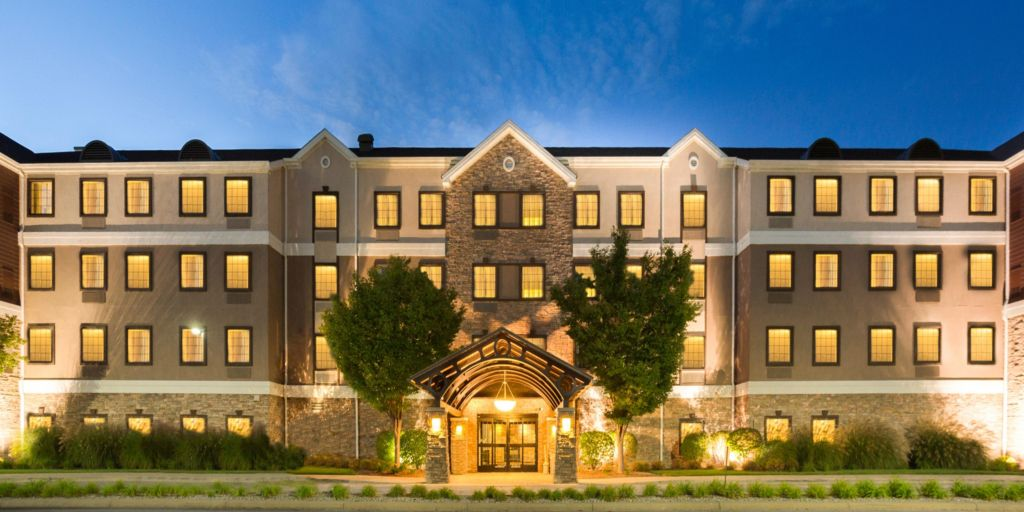 Staybridge Suites Toledo Maumee Hotel Exterior