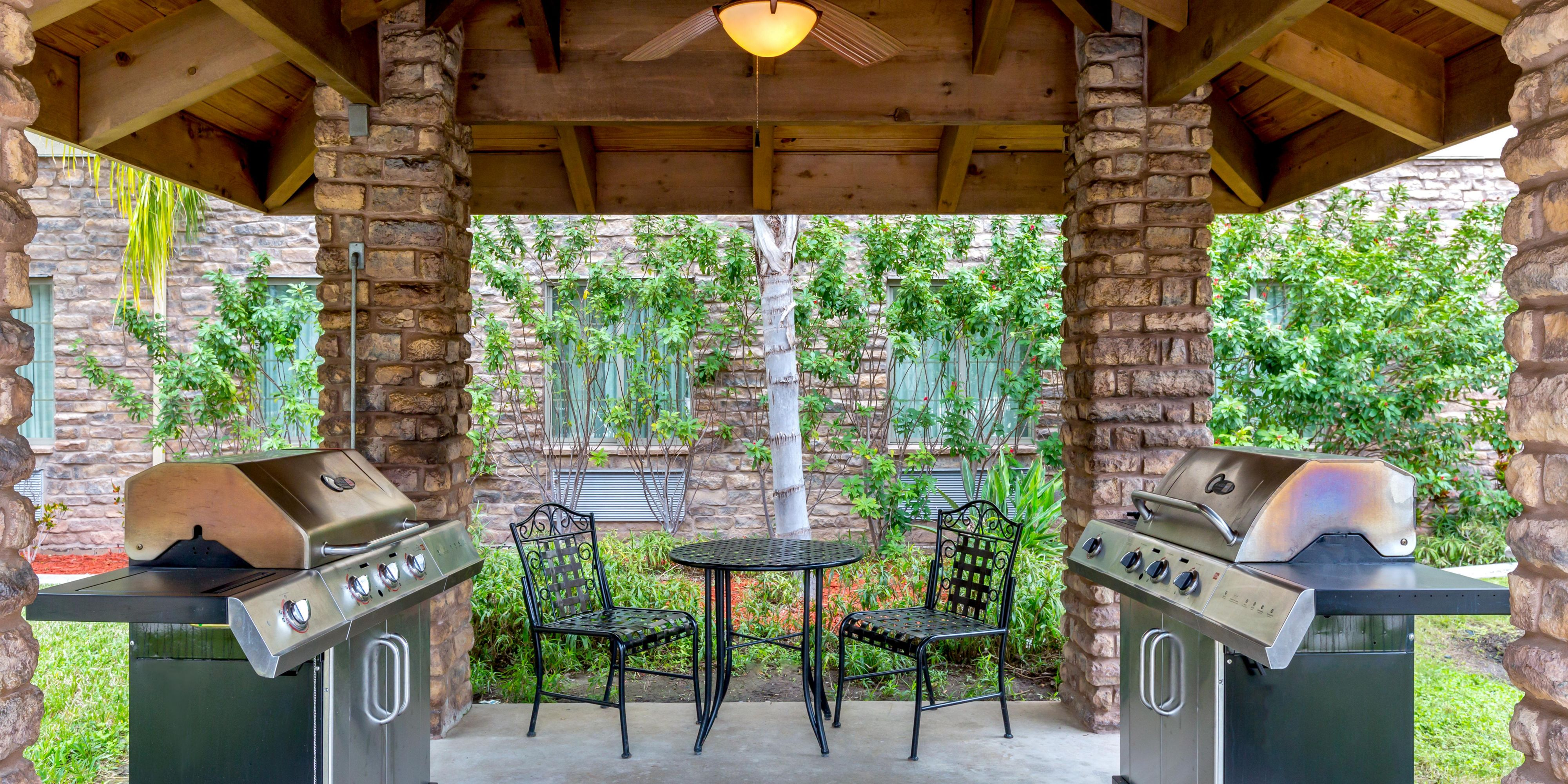 ... Host A Barbecue Under Our Gazebo ...