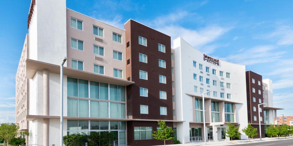 Staybridge Suites Miami International Airport Hotel With Free
