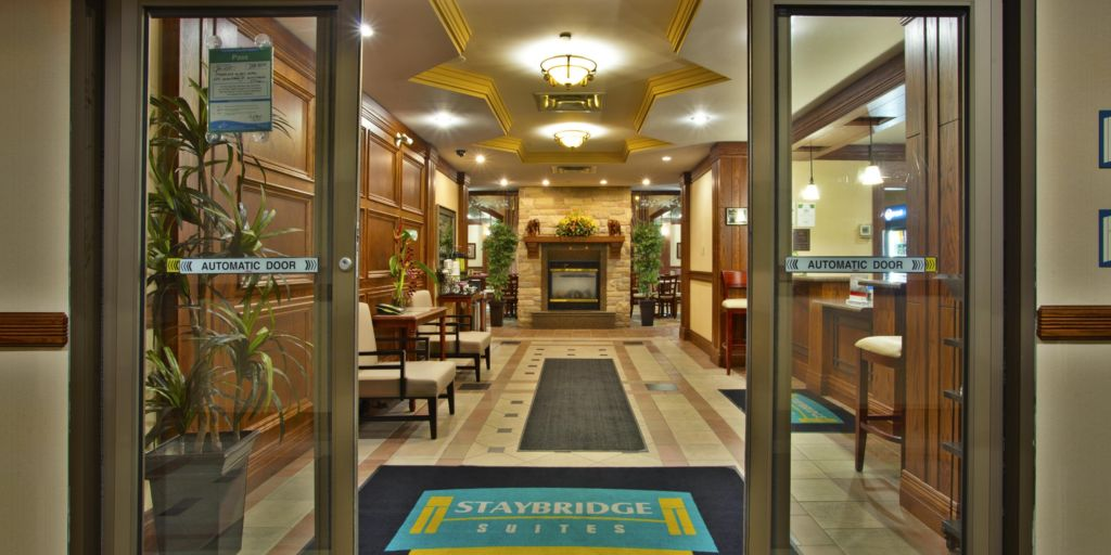 Our Warm And Inviting Hotel Lobby Awaits Your Arrival