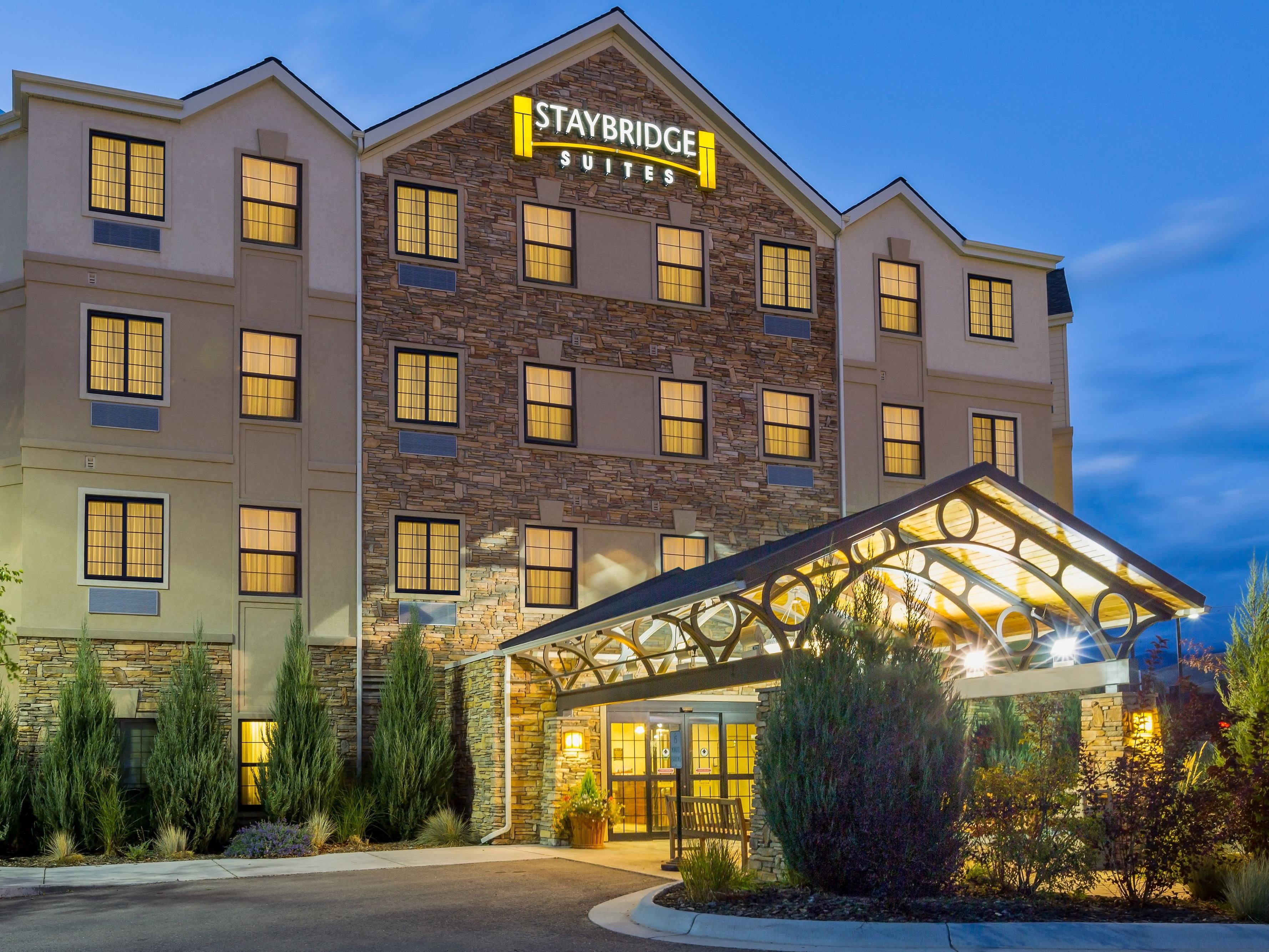 Missoula Hotels Staybridge Suites Extended Stay Hotel In Montana