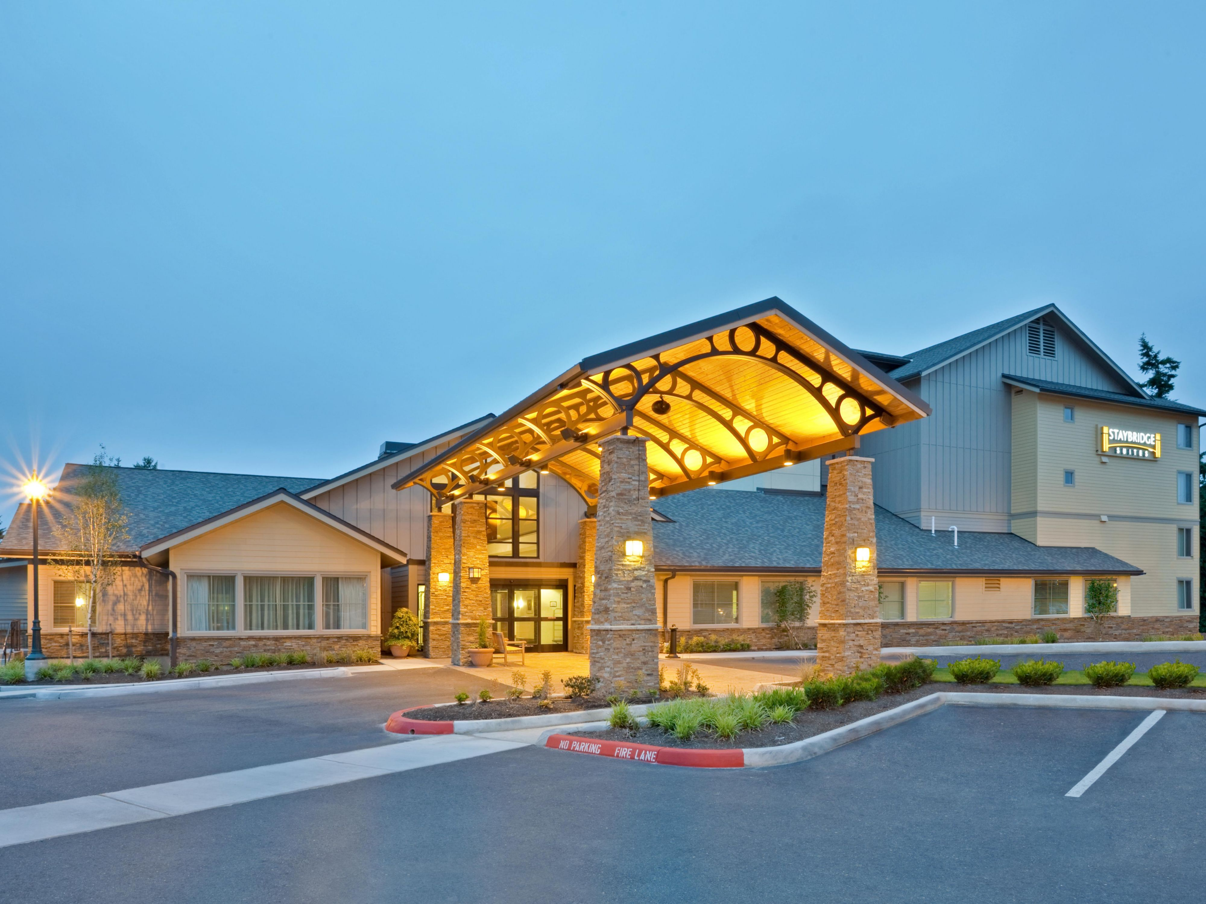 Staybridge Suites Seattle Extended Stay Hotels by IHG