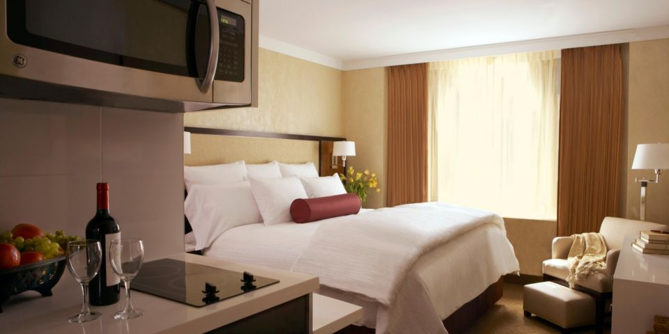 New York Hotels With Kitchen Suites Hotels Manhattan New York The
