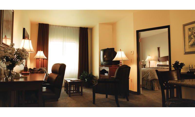 Staybridge Suites Oklahoma City Airport Room Pictures Amenities