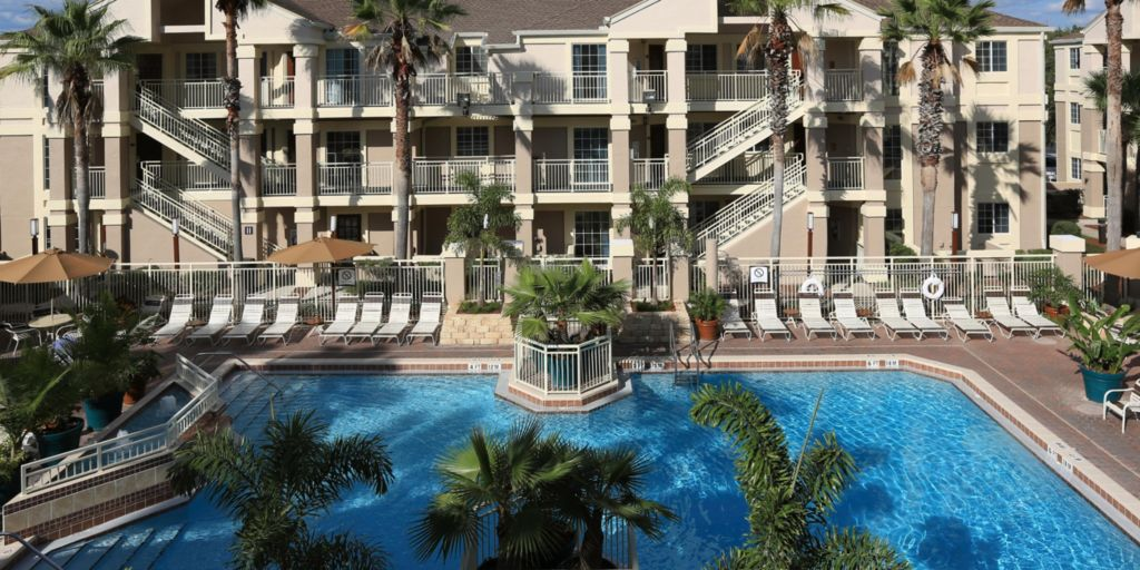 Orlando Hotels Staybridge Suites Lake Buena Vista Extended Stay - 15 of the best indoor hotel pools in the world
