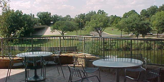 San Angelo River ...