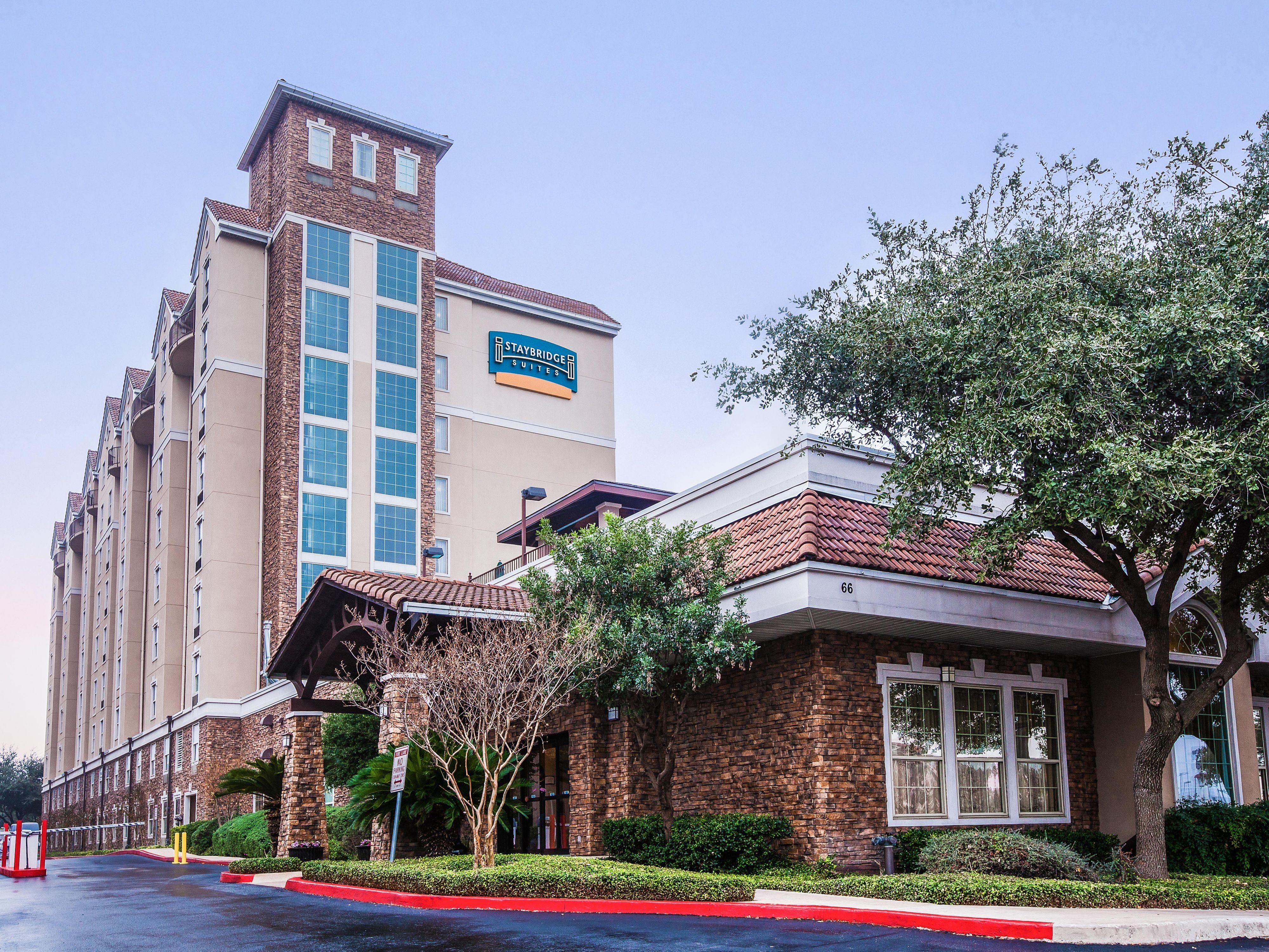 Find San Antonio Hotels | Top 36 Hotels In San Antonio, TX By IHG