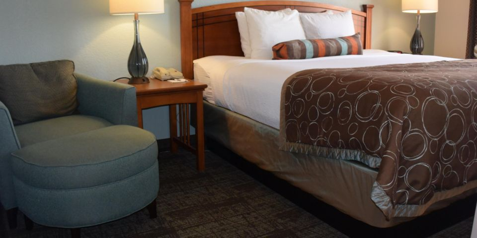 One Bedroom King. San Diego Hotels  Staybridge Suites San Diego Sorrento Mesa