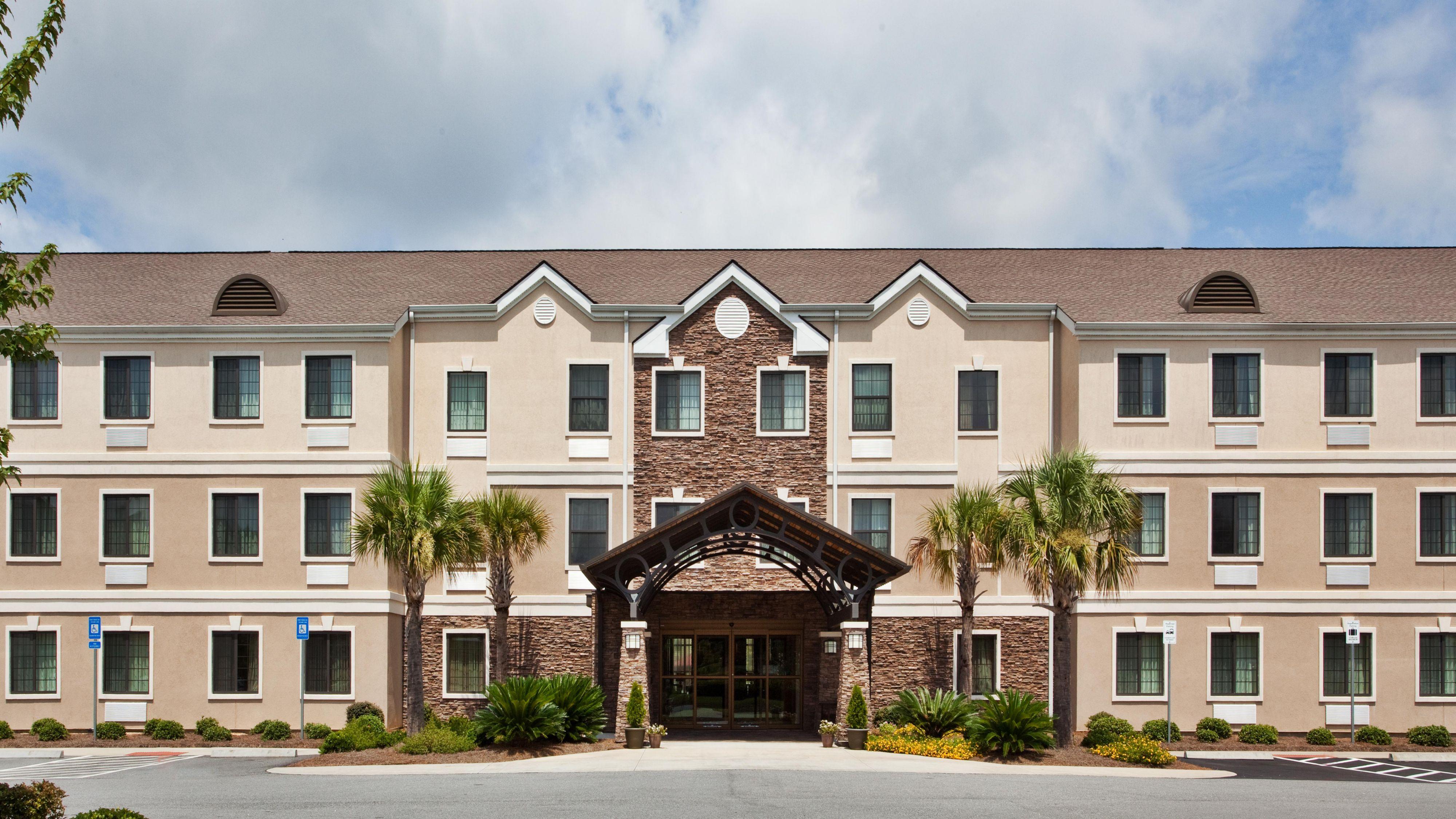 Savannah Hotels: Staybridge Suites Savannah Airport