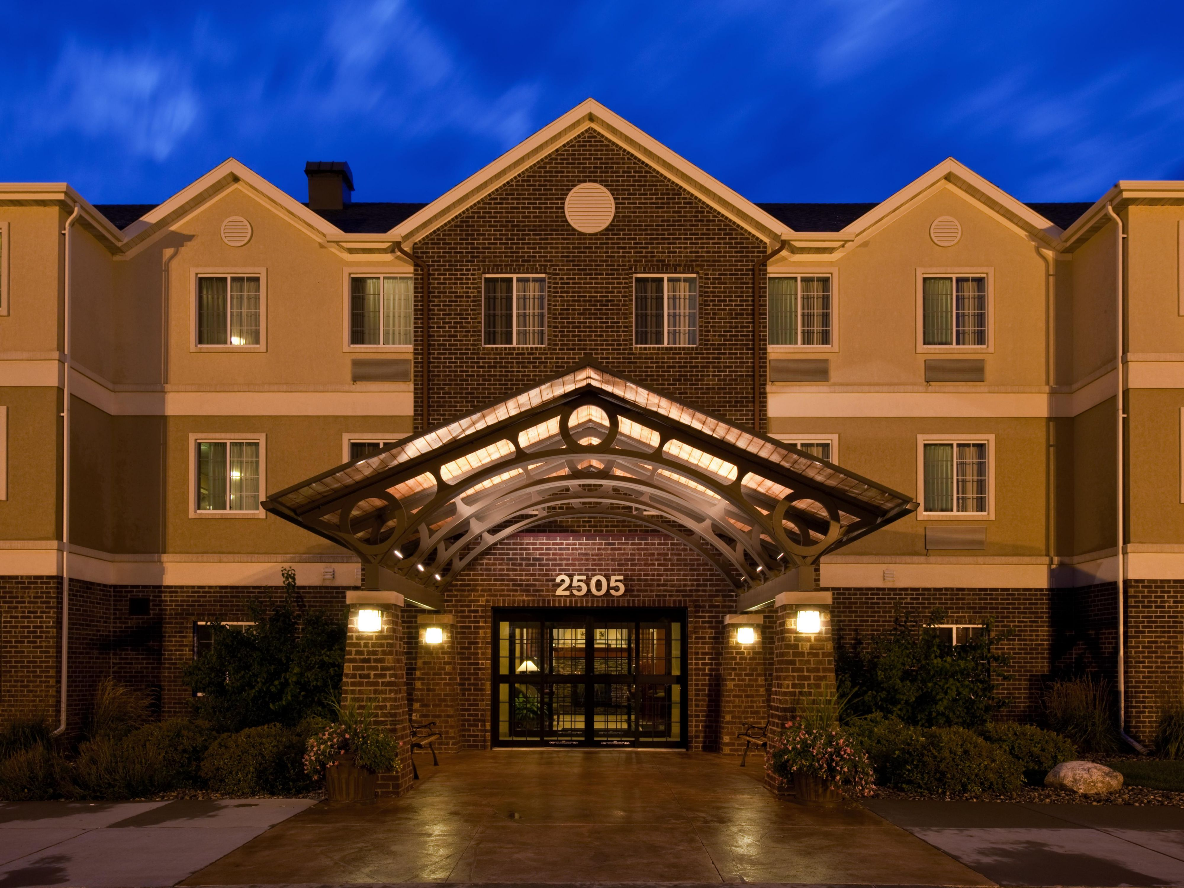 Extended Stay Hotels Sioux Falls