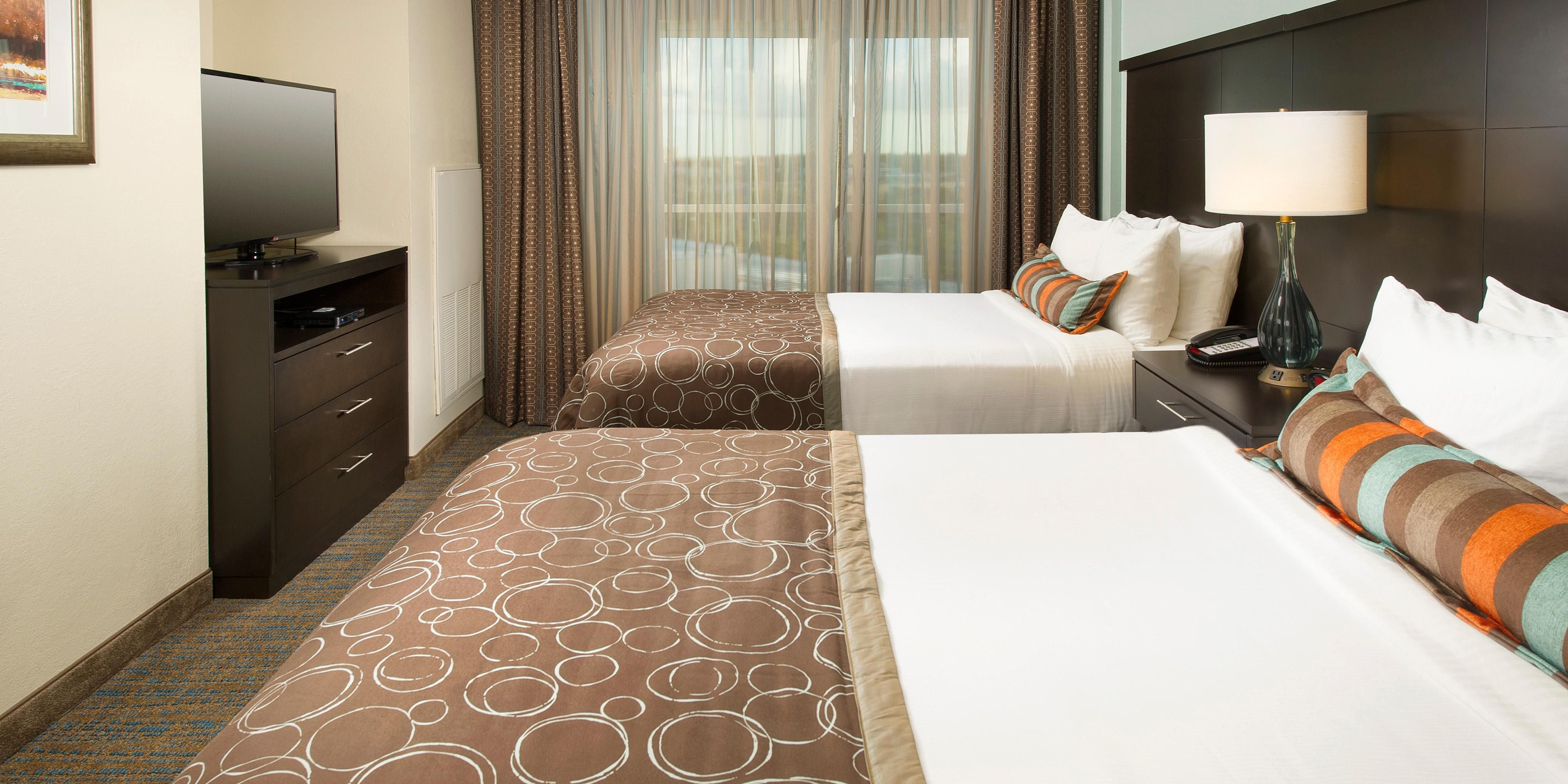 ... Hotel Lobby; One Bedroom Suite With Two Double Beds ...