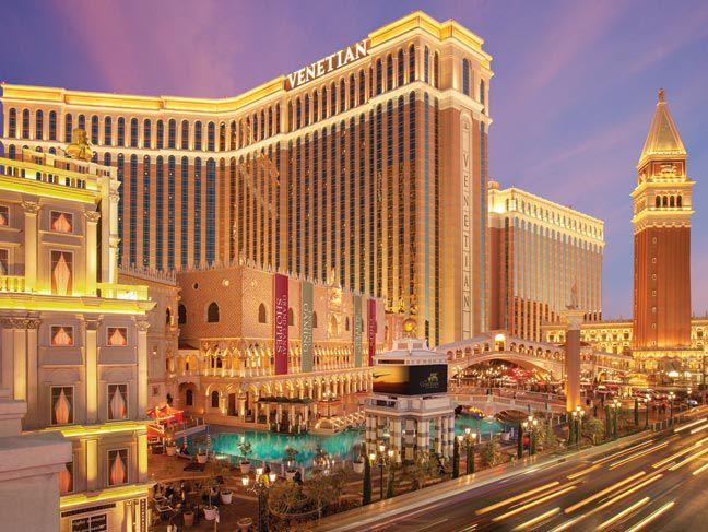 Alliance Hotel Las Vegas Resort Intercontinental Resorts The Venetian
