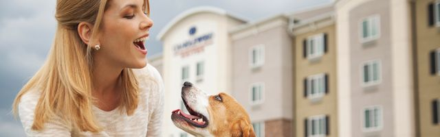 Candlewood Suites Pet Friendly Policy