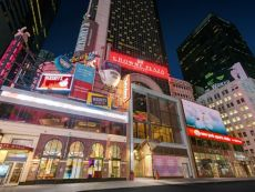 Crowne Plaza Times Square Manhattan in New York City, New York
